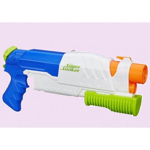 Vandens šautuvas Nerf scater blast