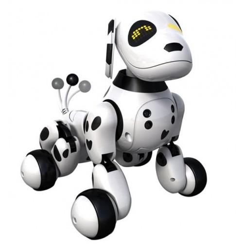 Interaktyvus šuniukas robotas Zoomer Dalmantinas